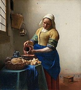 260px-Johannes_Vermeer_-_Het_melkmeisje_-_Google_Art_Project
