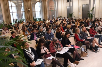 Participants Colloque WECF 22-11-18